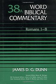 Romans (two volumes; WBC) by James D.G. Dunn