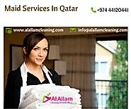 How Maids in Qatar help you lead a happy life