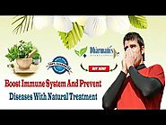 Boost Immune System And Prevent Diseases With Natural Treatment