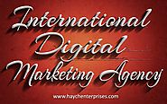 International Digital Marketing Agenc