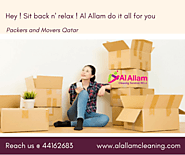 Best Movers And Packers In Qatar | Al Allam Cleaning