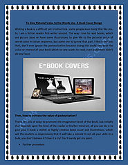 Want To Design Your Book Cover Online!
