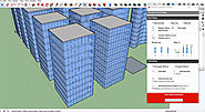 Parametric Skyscraper Designer for sketchup