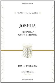 Joshua (Preaching the Word) by David Jackman