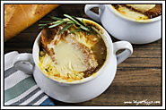 Vegan French Onion Soup - Vegan Cheese - Vegan Huggs