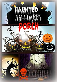 5 Must Have Haunted Halloween Porch Decorations • Holiday Décor – Season Charm
