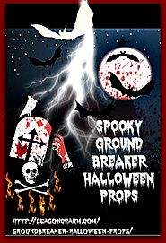13 Spooky Groundbreaker Halloween Props • Holiday Décor – Season Charm