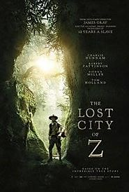 The Lost City of Z 2016 Full Movie Download
