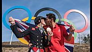 'Can we get married now?' Charlotte Dujardin's Boyfriend Proposes During Olympics Dressage