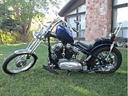 Looking for Harley-Davidson chopper for sale?