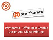 Printbarato - Offers Best Graphic Design And Digital Printing.