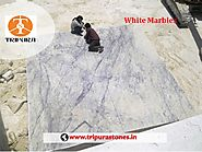 White Marbles Exporter in India