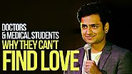 Doctors & Medical Students - Why They Can't Find Love | Kenny Sebastian : Stand Up Comedy