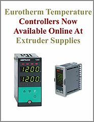 Eurotherm Temperature Controllers Now Available Online At Extruder Supplies