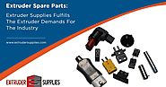 Extruder Spare Parts: Extruder Supplies Fulfills the Extruder Demands for the Industry