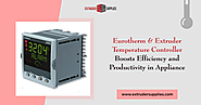 Certified Digital Eurotherm Temperature Controller Available on Extruder Supplies