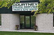 Wheel Alignment near me | Courtney Truck Service Eden Prairie, MN