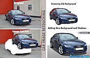 Car Image Editing Services | Car Photo Retouching and Enhancement for Automotive Industry - Professional Photo Editin...