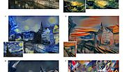 Artificial Intelligence can now paint like the greatest masters