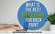 What Is The Best Office Chair For Back Pain? | Best Office Chairs For Lower Back Pain