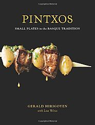 Pinxtos: Small Plates in the Basque Tradition, buy