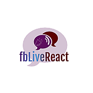 FBLiveReact - reach us on Facebook page