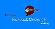 "let FBLiveReact sync to your FB pages & create ""lifetime messenger leads"""
