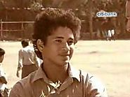 Sachin Tendulkar First Interview