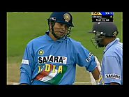Sachin BLAST 50 Runs Off 20 Balls ! (Fastest Fifty)