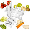 Best Spiral Vegetable Slicer w/ Reviews