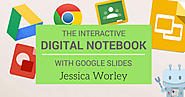 Google Slides Digital Interactive Notebooks