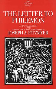 The Letter to Philemon (AB) by Joseph A. Fitzmyer