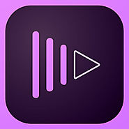 Adobe Premiere Clip - Create, edit & share videos