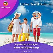 Online Travel Planning Software CRM for Travel Agency