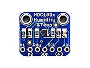 HCT1008 sensor and LCD example for Arduino - Get micros