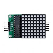 Arduino 8x8 matrix module and Javascript - Get micros