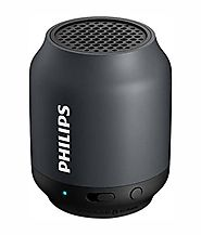 Philips BT50B Wireless Portable Bluetooth Speaker | Geeky Gadgets