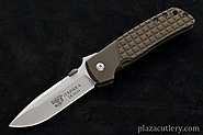 Terzuola ATCF Midtech with Copper Back Spacer and Bronzed Ti