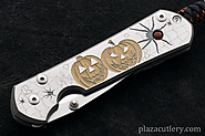 Chris Reeve Large Sebenza 21 - All NEW Halloween 2017