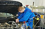 Best Car Service Mechanic Officer