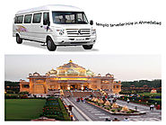 12 Seater Tempo Traveller Hire in Ahmedabad