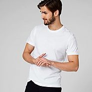 Buy Super Premium White T-shirt at Affordable Price