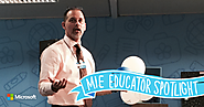 No 'typical' day for Microsoft Innovative Educator Joe Fatheree