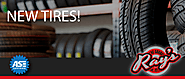 Need to Buy New Tires in Sandy, UT? Visit us at Ray's Garage Inc.