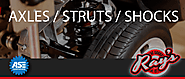 Car Struts Shocks Needed? Come at Ray's Garage, Inc. in Sandy UT