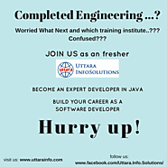 Best Software Training Institute | Bangalore | Uttara Info