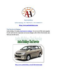 Taxi Service in Udaipur - PdfSR.com