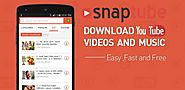 SnapTube VIP – YouTube Downloader HD Video Beta v4.17.1.8736 Cracked APK ! - Cracks4Apk