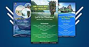 Promote Your Tour Packages With Ready to Use Tour Promotion Cards