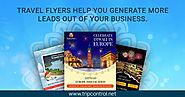 Travel Flyers help you Generate More Leads out of your Business